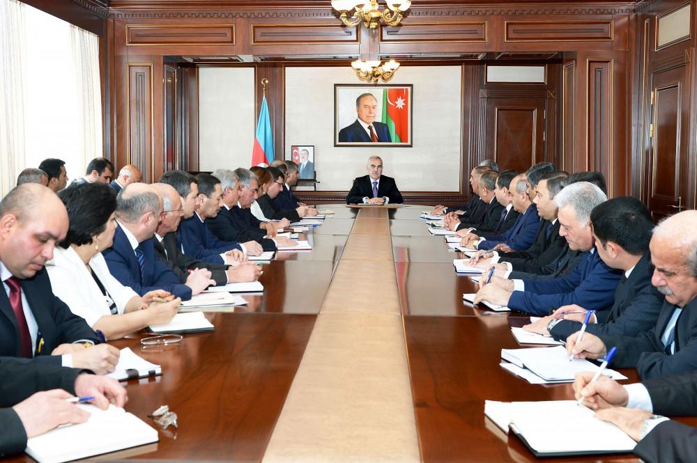 Image result for Naxçıvan MR-nın Ali Məclisi